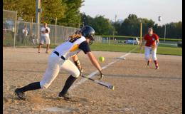 Lyndi Heldenbrand reached 1st on an error in the 7th inning.
