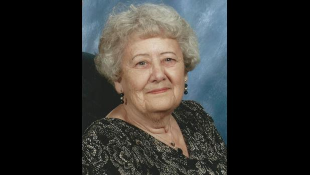 Bonnie Mae Ford