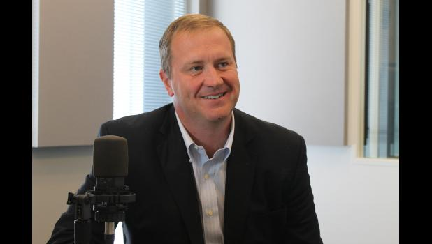 Missouri State Treasurer Eric Schmitt