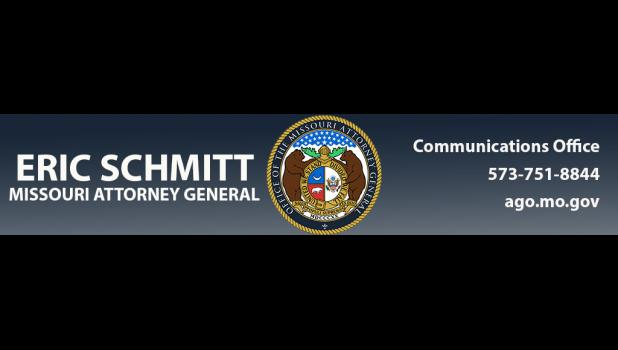 State Treasurer Eric Schmitt
