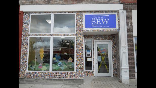 Licensed to Sew Novelty Shop