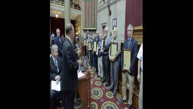 Vietnam Veterans being honored in Jeff City