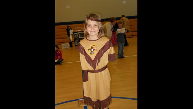 Pocahontas by Abagail Tipton