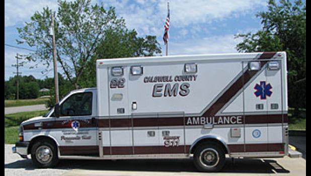 Caldwell Co. EMS