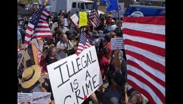 Illegal immigration is a crime.