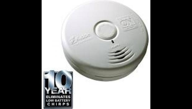 Free smoke alarms for those in need.