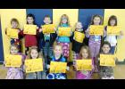 Hamilton K thru 2nd Grade Buzz Students