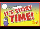 Story Time at the Hamilton Library